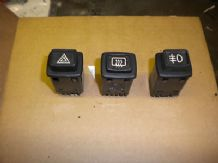 peugeot 205 gti hazzard fog light screen switch phase 1